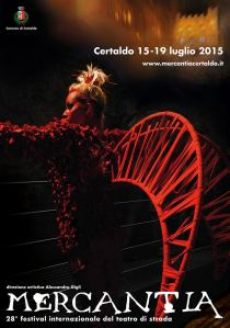 mercantia 2015 poster